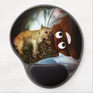 Oh, Poop! Gel Mouse Pad