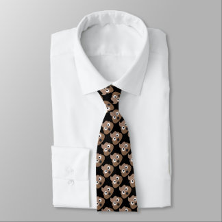Oh Poop Men's Fashion Tie