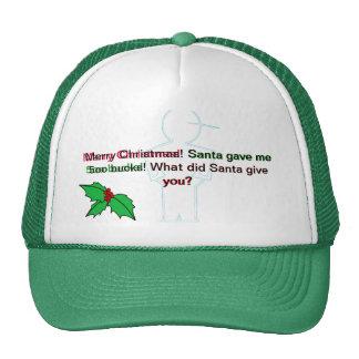 oh Santa Cap