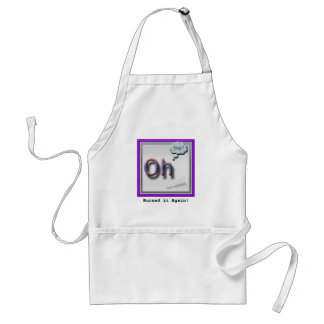 """Oh Snap!"" Apron"