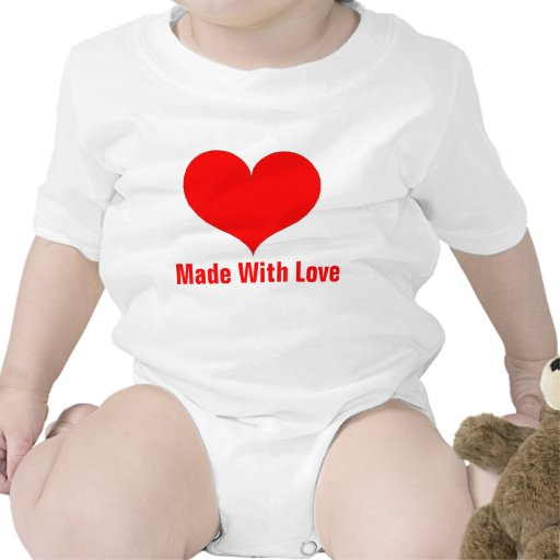 Oh So Cute Heart T-Shirt for Infant