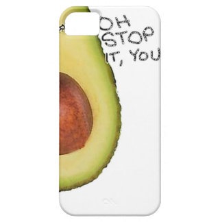 Oh Stop It You - Meme Avocado Case For The iPhone 5