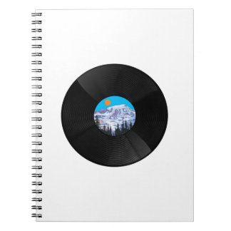 OH SWEET SOUNDS NOTEBOOK