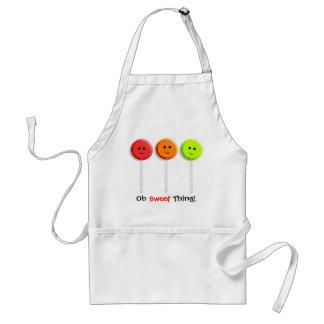 Oh Sweet Thing - Sweet Lollipop Apron Design