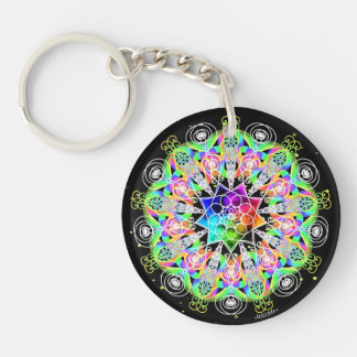 Oh, the Possibilities!/Alchemy of Joy Key Ring
