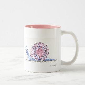 Oh! The snail! Coffee Mug