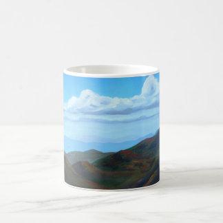 Oh to be hiking coffee mug