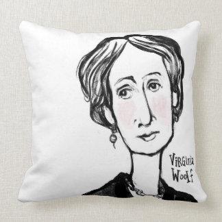 Oh Virginia! Throw Pillow