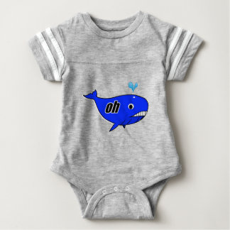 Oh Wale Oh Well Baby Bodysuit