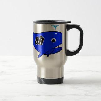 Oh Wale Oh Well Travel Mug