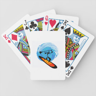 OH WATER DREAMS BICYCLE PLAYING CARDS