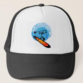 OH WATER DREAMS TRUCKER HAT