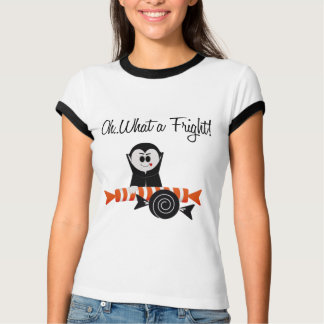 Oh..What a Fright Halloween Shirt