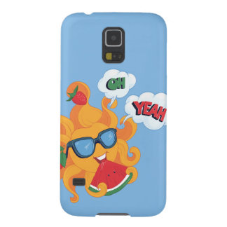 Oh! Yeah! it's summer Galaxy S5 Cover