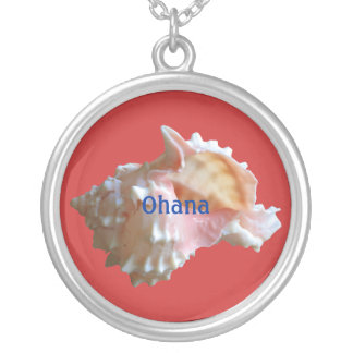Ohana Silver Plated Necklace