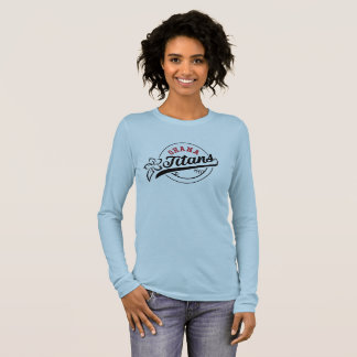 Ohana Titans Women's Long Sleeved T-Shirt