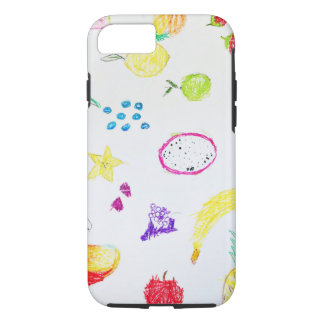 ohdeardrea marlowe fruit iPhone 7 case