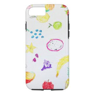 ohdeardrea marlowe fruit iPhone 7 case