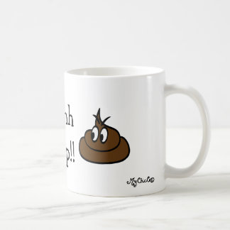 Ohhh Crap!! MUG! Coffee Mug