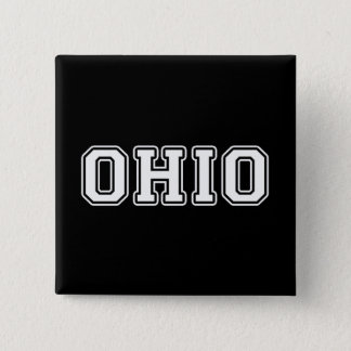 Ohio 15 Cm Square Badge