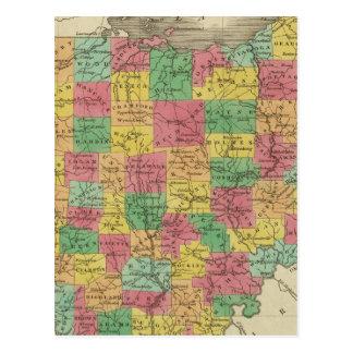 Ohio 5 postcard