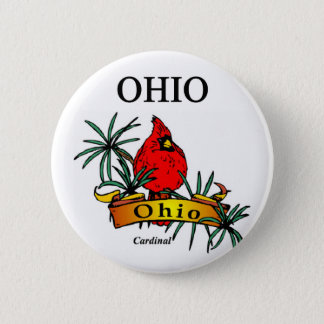 ohio 6 cm round badge