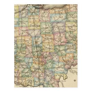 Ohio 8 postcard