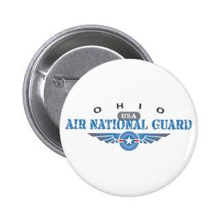 Ohio Air National Guard Pinback Button