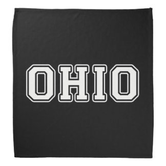 Ohio Bandana