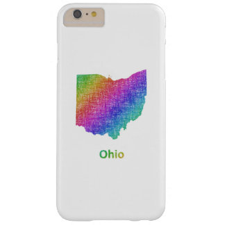 Ohio Barely There iPhone 6 Plus Case