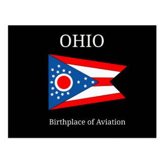 Ohio: Birthplace of Aviation Postcard