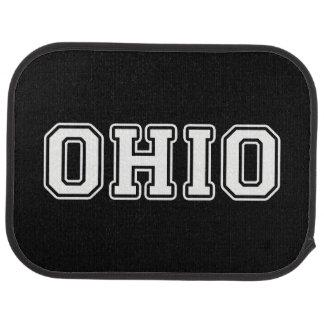 Ohio Car Mat