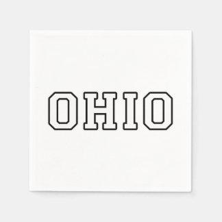 Ohio Disposable Napkin