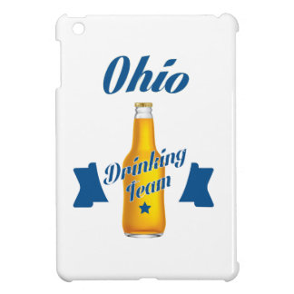 Ohio Drinking team Case For The iPad Mini