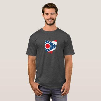 Ohio Flag T-Shirt - tee, hoodie, pullover, tank