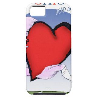 ohio head heart, tony fernandes iPhone 5 cases