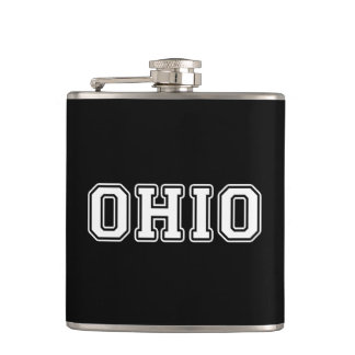 Ohio Hip Flask