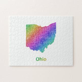 Ohio Jigsaw Puzzle