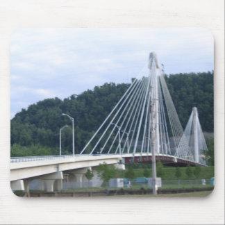 Ohio/Kentucky Bridge Mouse Pad