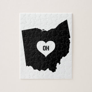 Ohio Love Jigsaw Puzzle