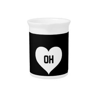 Ohio Love Pitcher
