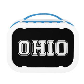 Ohio Lunch Box