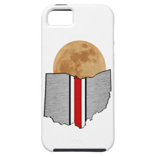 Ohio Moonlight iPhone 5 Covers
