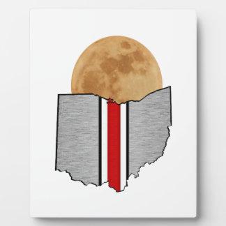 Ohio Moonlight Plaque