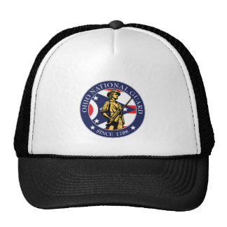 Ohio National Guard Mesh Hats