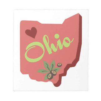 Ohio Notepad
