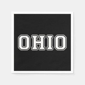 Ohio Paper Serviettes