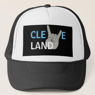 Ohio Pride Trucker Hat