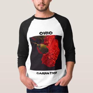 Ohio Red Carnation T-Shirt