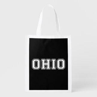 Ohio Reusable Grocery Bag